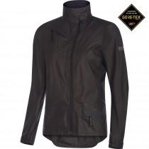 Gore bike wear one power gore-tex shakedry veste de cyclisme femme noir