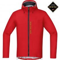 Gore bike wear power trail gore tex active veste rouge