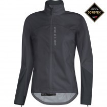 Gore bike wear power gore tex veste de cyclisme marron noir