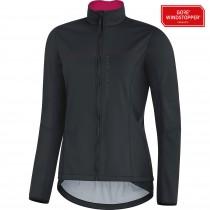Gore bike wear power 2.0 windstopper soft shell veste de cyclisme noir