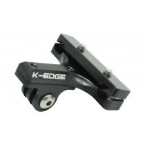 K-edge go big GoPro zadel bevestiging pro zwart