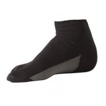 Sealskinz Lightweight Socklet Black