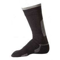 Sealskinz LADY Thin Mid Calf Length Sock Black