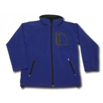 Softshell Enfant Navy