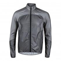 Uyn biking alpha veste coupe-vent noir melange