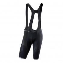 Uyn alpha cuissard de cyclisme courtes à bretelles blackboard noir anthracite