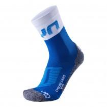 Uyn light chaussettes de cyclisme french bleu blanc