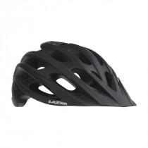 Lazer magma + casque de vélo noir mat