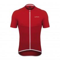 De Marchi leggera maillot de cyclisme manches courtes rouge