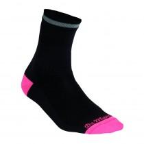 De Marchi Leggero Sock Black