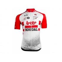 Vermarc Lotto Soudal spl aero maillot de cyclisme manches courtes 2019