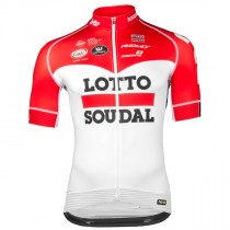 Vermarc lotto soudal PRR maillot de cyclisme manches courtes 2018