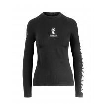 ASSOS SkinFoil Spring/Fall Evo 7 Jersey LS Black