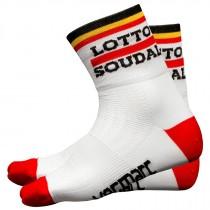 Vermarc lotto soudal chaussettes de cyclisme 2018