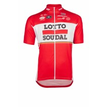 LOTTO SOUDAL S-Dry Team Jersey SS '16