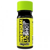 Nutrixxion magnesium 375 + B6 vitamine shot 60ml