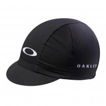 Oakley cycling casquette cycliste blackout noir