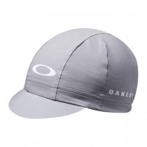 Oakley cycling casquette cycliste cool gris