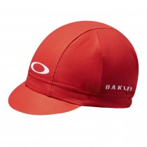Oakley cycling casquette cycliste redline rouge