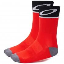 Oakley cycling chaussettes de cyclisme redline rouge