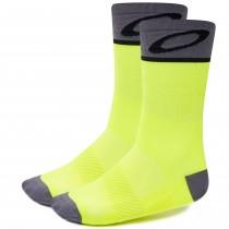 Oakley cycling chaussettes de cyclisme neon jaune
