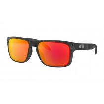 Oakley holbrook zonnebril zwart camo - prizm ruby lens