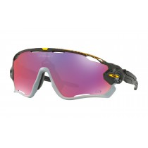 Oakley jawbreaker fietsbril Tour de France carbon - prizm road lens