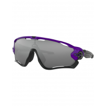 Oakley jawbreaker lunettes de cyclisme electric violet - prizm black lentille
