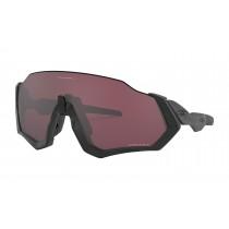 Oakley flight jacket lunettes de cyclisme noir mat - prizm road black lentille