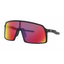 Oakley sutro fietsbril mat zwart - prizm road lens