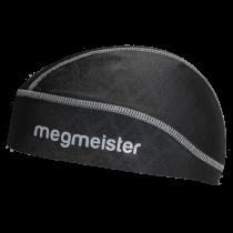 Megmeister Ultrafris Skull Cap Black UPF 50+