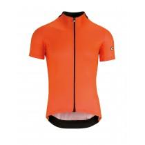 Assos mille GT maillot de cyclisme manches courtes lolly rouge
