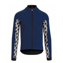 Assos mille gt ultraz winter veste de cyclisme caleum bleu