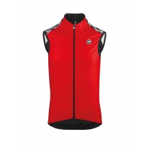 Assos mille GT spring/fall gilet national rouge