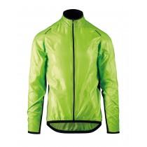 Assos mille GT veste coupe-vent visibility vert
