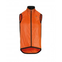 Assos mille gt gilet coupe-vent lolly rouge