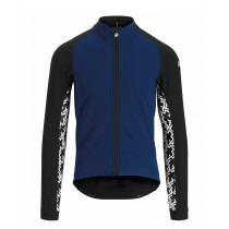 Assos mille gt winter veste de cyclisme caleum bleu