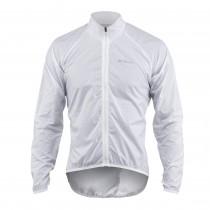 De Marchi leggero foldable shell veste coupe vent blanc