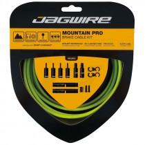 Jagwire mountain pro remkabel kit zwart