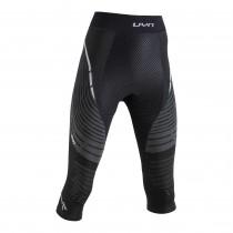 Uyn Alpha Pantalon de cyclisme femme Medium - Blackboard/Pearl