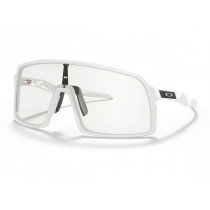 Oakley Sutro Bril Polished White - Clear