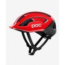 Poc omne air resistance spin casque de cyclisme prismane rouge