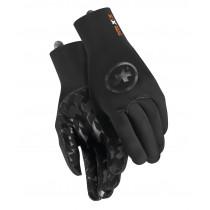 Assos Assosoires Gt Rain Gloves - Black Series