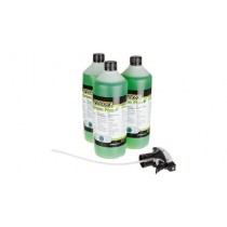 PEDRO'S Green Fizz Bio Cleaner Combo Pack (3 x 1L)