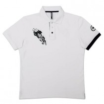 ASSOS Corporate SS Polo Holy White