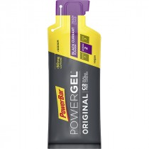 Powerbar powergel energiegel black currant caffeine 41g