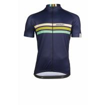 Vermarc prestige maillot de cyclisme manches courtes bleu