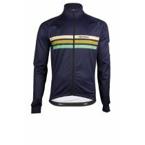 Vermarc prestige mid season veste de cyclisme bleu