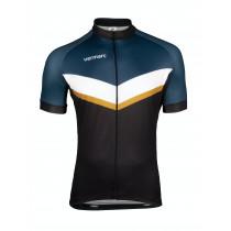 Vermarc Puntino Shirt Korte Mouwen Sp.L Black/Petrol