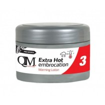 QM SPORTS CARE QM3 Extra Hot Embrocation